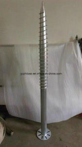 Helix Anchor, , Pole Screw, Screw Pile pictures & photos