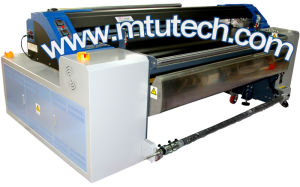 Belt Fabric Printer with Epson Dx7 Printheads 1.8m/3.2m Print Width 1440dpi*1440dpi Resolution for Fabric Directly Printing
