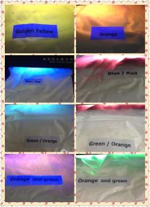 UV Fluorescent Powder (pigment) pictures & photos