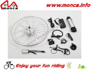 36V 10A Electric Bike Kit with 250W Brushless Motor Kit for Any Ebike pictures & photos