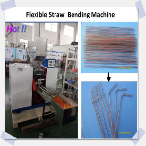 Flexible Drinking Straw Machine pictures & photos