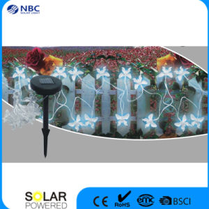 2.8m Wire Solar String LED Christmas Light pictures & photos