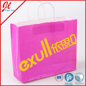 Promotion Art Gift Paper Carrier Bag for Shopping Packaging Promotional pictures & photos
