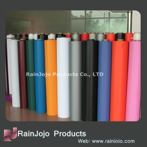 Colored PVC Plastic Film in Roll pictures & photos