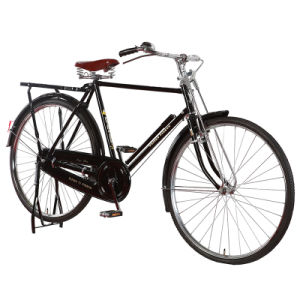 Hot Sale Traditional Bike Man Heavy Duty Bicycle (FP-TRD-S02) pictures & photos