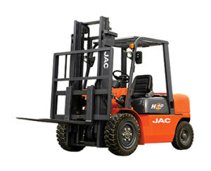 4ton Diesel Forklift Truck with Japan 4jg2 Engine pictures & photos