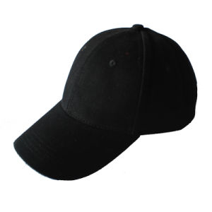 100 Cotton Twill Plain Color Promotional Customized 6 Panels Blank Sports Cap (GKA01-D00090) pictures & photos