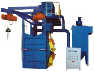 Q37 Shot Blasting Machine