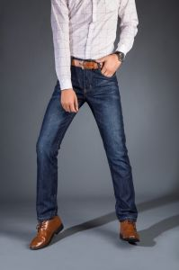 D041 Popular Casual Denim Jeans pictures & photos