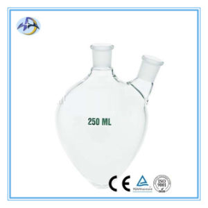 Porous Type Borosilicate Gas Washing Bottle for Laboratory pictures & photos