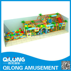 Castle Indoor Playground Equipment (QL-3061B) pictures & photos