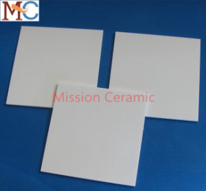 0.9mm Thin 99.7% Al2O3 Wearable Alumina Ceramic Plate pictures & photos