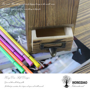 Hongdao Pencil Vase Wood Box Cheap_F pictures & photos