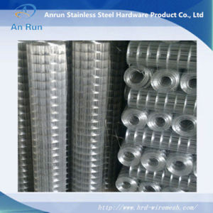 Stainless Steel Welded Wire Mesh Supplier pictures & photos