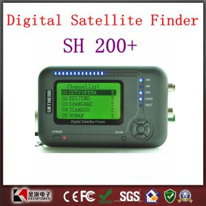 Digital Satellite Finder Meter Sathero Sh 200+ pictures & photos