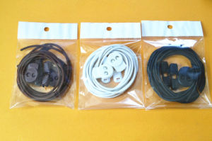 Factory High Quality Lock Elastic Shoe Laces pictures & photos