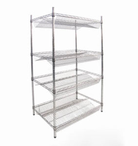 Home Use Furniture Wire Shelving (JT-F02) pictures & photos