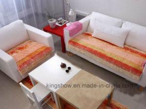 Tufted Chenille Microfiber Polyester Floor Carpet Sofa Mat (custom)