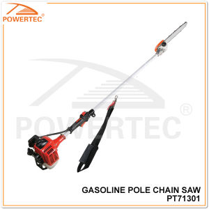 Powertec 25.4cc 850W Pole Chain Saw (PT71301) pictures & photos