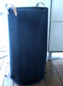 Cotton Laundry Bag (hblb-17) pictures & photos