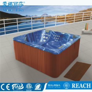 5 Person Acrylic Massage SPA Tub with 2 Lounges (M-3314) pictures & photos