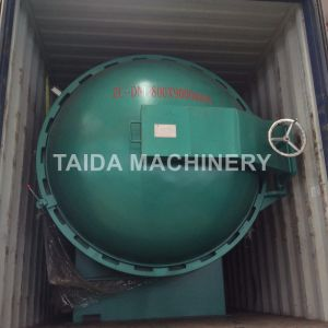 Electric Heating Extruded Rubber Products Autoclave Vulcanizing Tank Vulcanizer Machine pictures & photos