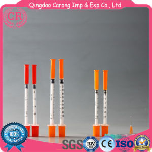 Sterile Disposable Insulin Syringes with CE&ISO Approved pictures & photos