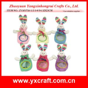 Easter Decoration (ZY14C861-1-2) Cute Rabbit Gift Bag Bunny Bag pictures & photos