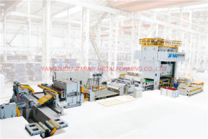 Straight-Side Single Action Mechanical Stamping/Stamp/Punching Press with ISO9001