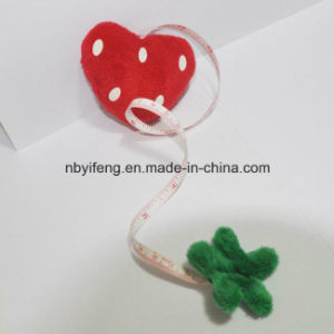 Promotion Strawberry Shape Cloth Funny Gift Measuring Tape pictures & photos