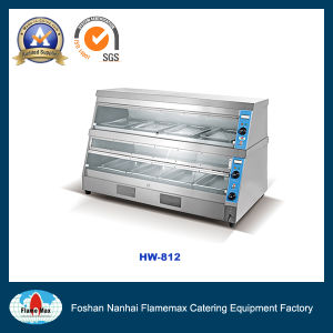 Food Display Warmer 2- Layer (HW-812) pictures & photos