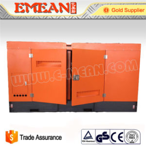 400kVA Silent Power Air-Cooled Diesel Generator Set for Sale pictures & photos