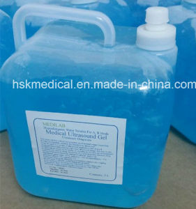 High Quality Medical Ultrasonic Couplant Conductive Ultrasound Gel Factory Supply pictures & photos