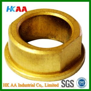 Square Flange Sintered Bronze Bushing, Square Bushing, Volume Control Damper Bushing pictures & photos