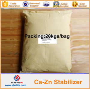 Solid Non-Toxic Ca/Zn Compound Stabilizer Used for PVC Pipes pictures & photos
