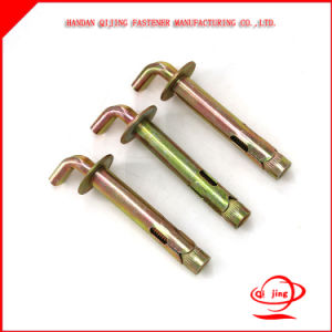 Stainless Steel / Carbon Steel Flat Plate Anchor with High Quality Anchor Bolt with Competitive Price pictures & photos