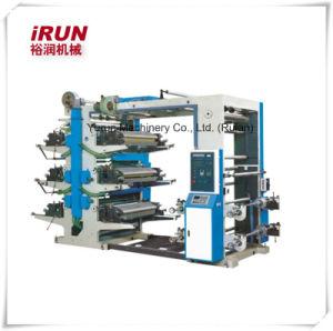 6 Color Flexico Printing Machine