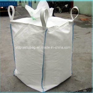 Wholesale Heavy Duty Woven PP Ton Bulk Bag 1000kg/FIBC Bag 0.5-3t pictures & photos