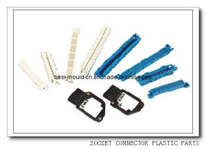 Socket Connector Plastic Injection Mould