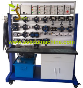 Educational Equipment Electro Hydraulic Training Workbench Vocational Traininig Equipment pictures & photos
