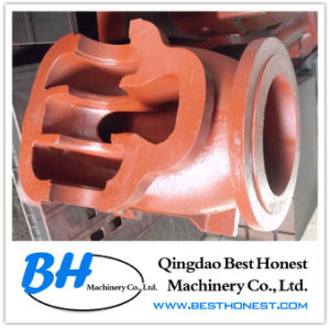Iron Casting Volute Chamber (Volute Pump / Cast Iron) pictures & photos