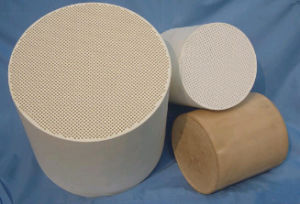 Ceramic Honeycomb Monolith DPF Filters for Exhaust System pictures & photos