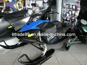 Automatic Snowmobile / Snow Scooter with CE