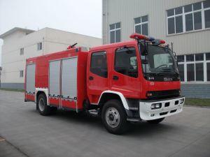 Isuzu Foam/Water Tank Fire Truck