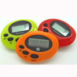 Calculate Calories Burned Smart Pedometer pictures & photos