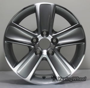 Hot Design 14X6.0 Inch 5X100 Alloy Wheels for Volkswagen pictures & photos