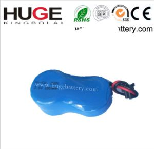3.6V 280mAh Ni-MH Rechargeable Button Cell Battery pictures & photos
