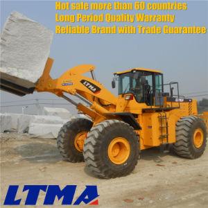 32 Ton Granite Diesel Front Forklift Loader for Sale pictures & photos