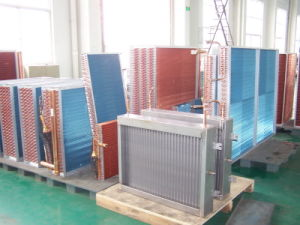 Tube Fin High Pressure Condenser Coil pictures & photos