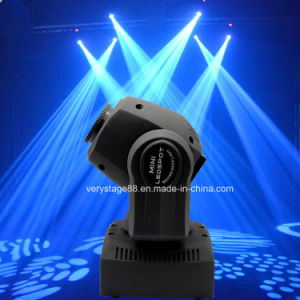 Effect Lights 10W CREE White LED Spot Moving Head pictures & photos